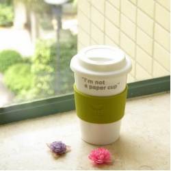 Ly Sứ I'm Not A Paper Cup